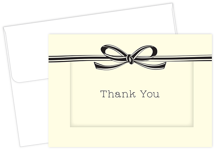 Luxe Thank You Notecard 50CT