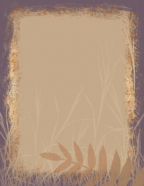 Fall Prarie Letterhead 80Ct