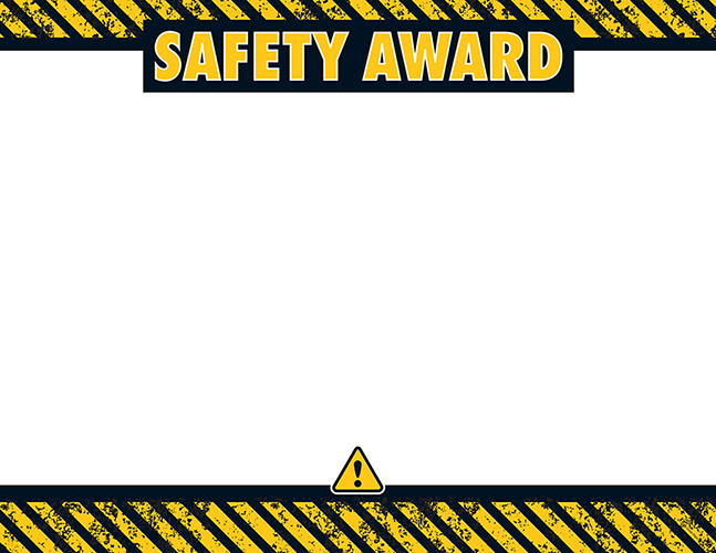 Safety Certificate 25CT
