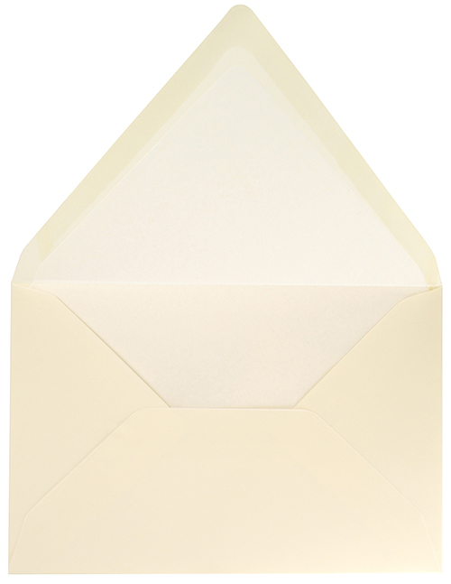 Light Cream EA5 Envelope 25CT