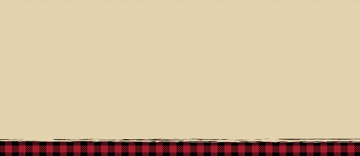 Buffalo Plaid Reindeer10 Env40
