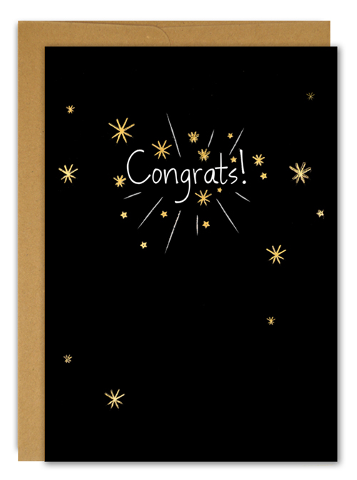 Congrats Congratulations Encouragement Cards