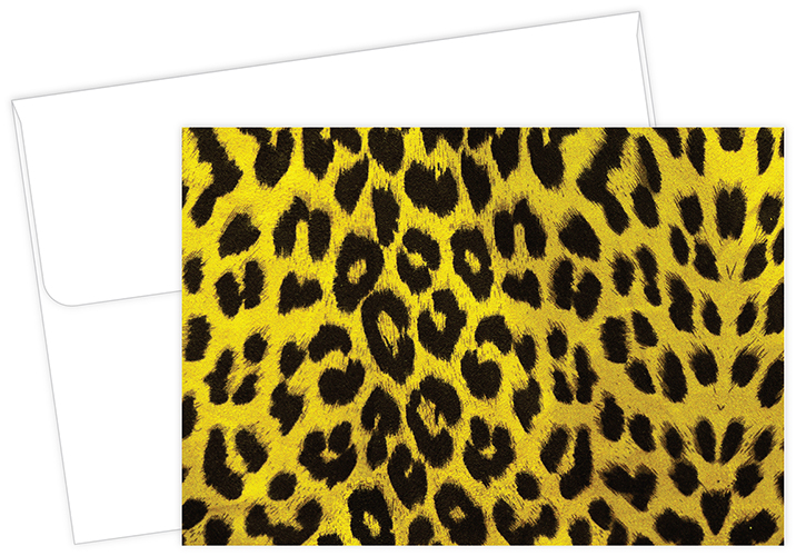 Wild Card Note Card 50CT