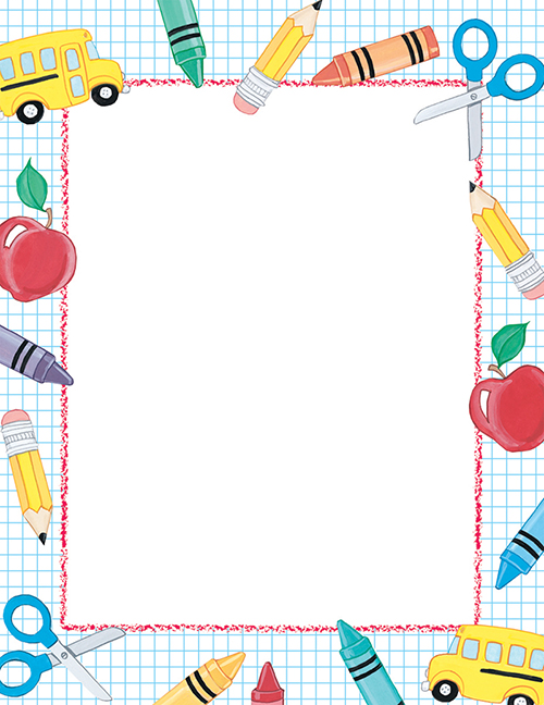 School Stuff Letterhead