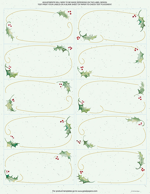 904234 - Holly Bunch