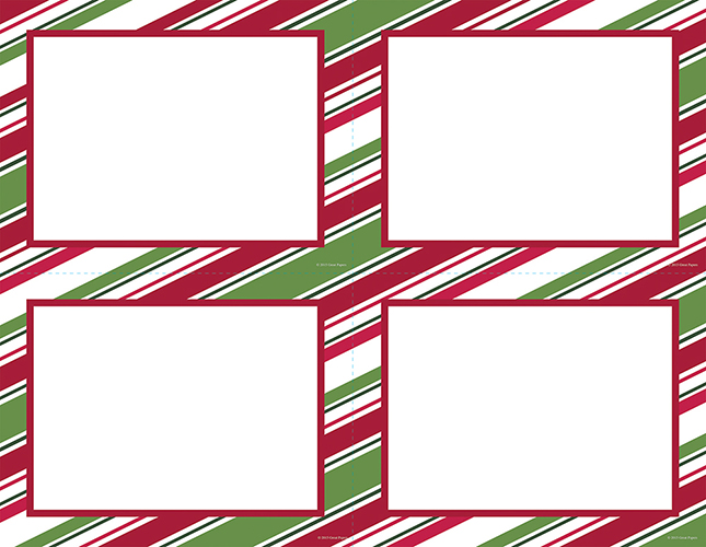 912915 - Holiday Stripes