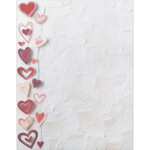 974424 - Paper Hearts