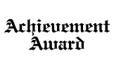 Clip Art - Achievement Award