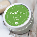 Woodies Ink Pad Fabled Frog