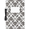 20103804 - Black & White Damask