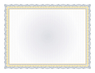 Twisty Graph Navy Certificate