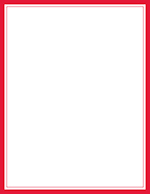 Red Border Letterhead 80CT