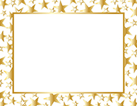 Gold Twinkle Premium Certificate