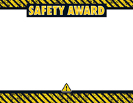 Safety Certificate 25 Count