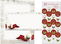 Birch Candle Stationery Kit 25CT