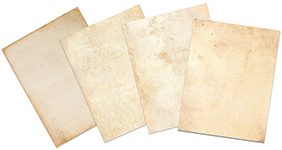 Rustic Antique Letterhead, Assorted 80CT
