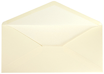 Light Cream DL Envelope 25CT