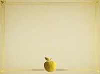 Bright Apple Certificate 15CT