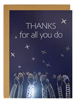 All You  Do Encouragement Card 3CT