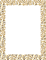 Wild Side Letterhead 80CT