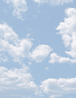 Clouds Letterhead