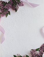 Lilacs and Lace Letterhead 80CT