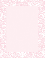 Blooming Pink Letterhead 80CT