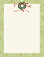 All Good Things Letterhead 80CT