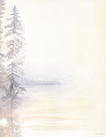 Morning Mist Letterhead 80CT